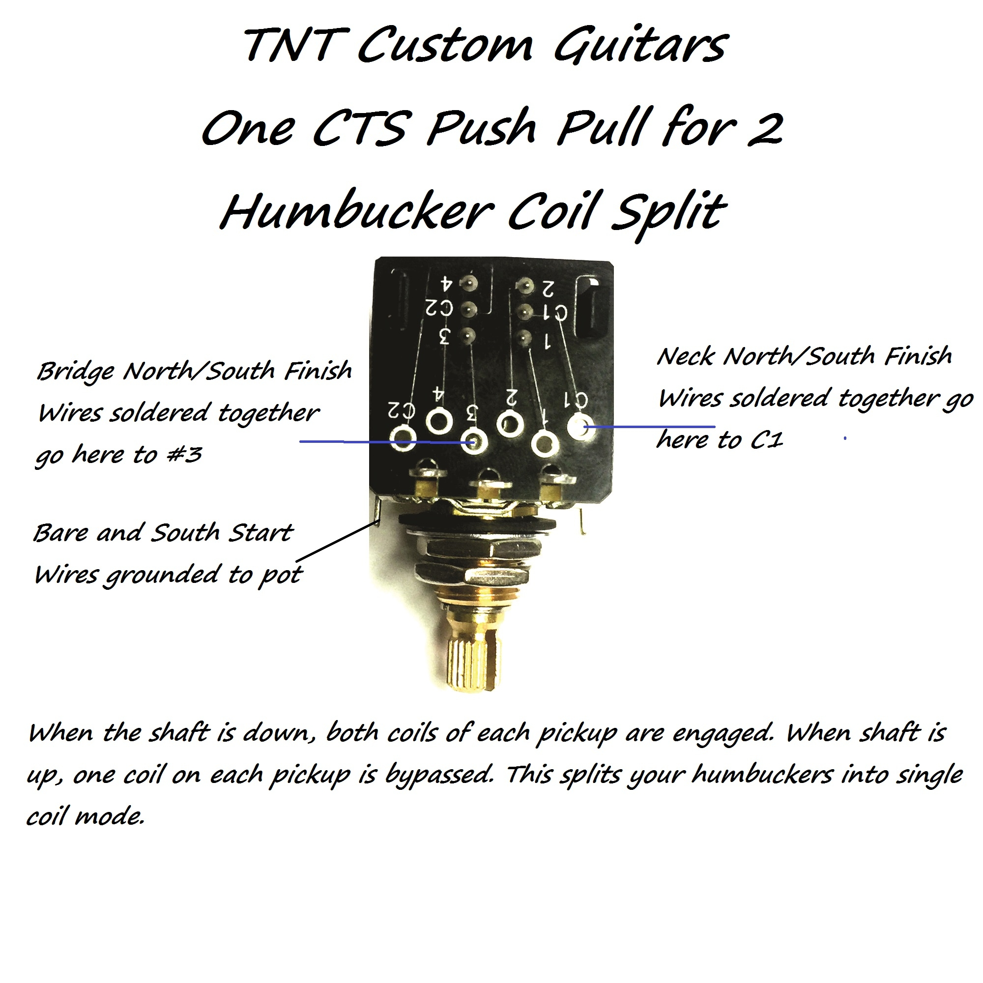 Hss Strat Wiring Dual Volumes Free Diagram For You Humbucker Pickup Coil Tap Split Push Pull Harness 45 Fender