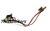 One Pickup Wiring Harness ~ SEALED Pot ~ 1 Vol. Prewired Harness