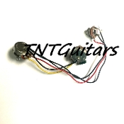 1V1T One Pickup Wiring Harness ~ Standard