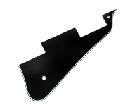 Les Paul Pickguard, Black
