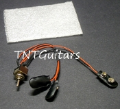 18V Modification Harness for Active Pickups, Style Options