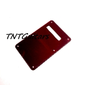 Strat Trem Cover, Red Mirror