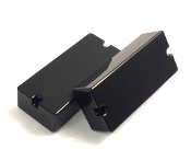 ACTIVE 81C 85A 7 STRING Pickups ~Humbucker Pickup Set of 2 BLACK