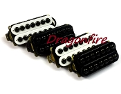 Crusaders 7 String Humbucker Pickup Set