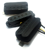 Dragonfire Neo Hex HSH Pickup Set
