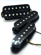 7 String Screamers HSS Pickup Set, Humbucker-Single-Single Pickups