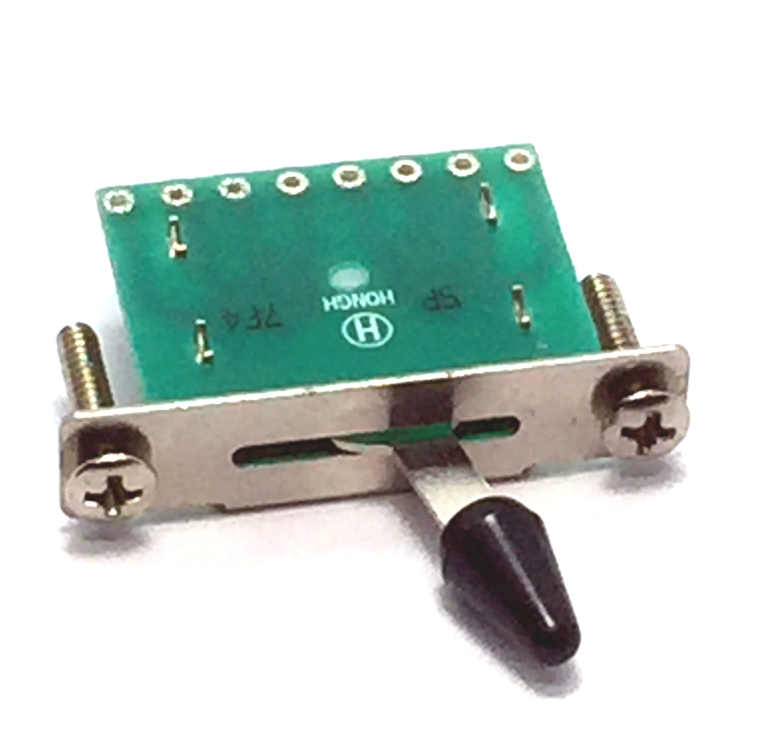 PCB Standard Switch, 3 Way or 5 Way Position Lever / Blade